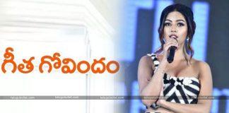 The Reason Behind Anu Emmanuel Rejecting Geetha Govindam