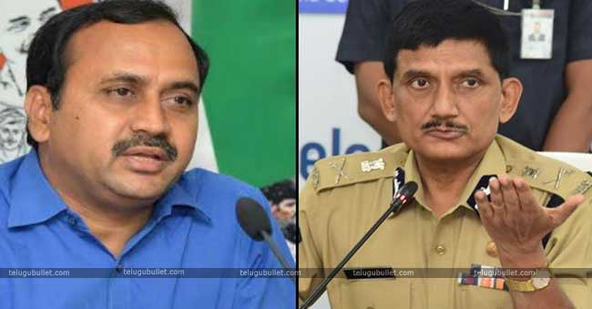 Threatened RK consulted the AP DGP