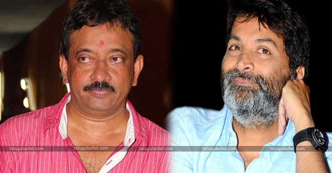 Trivikram Strong Warning To RGV