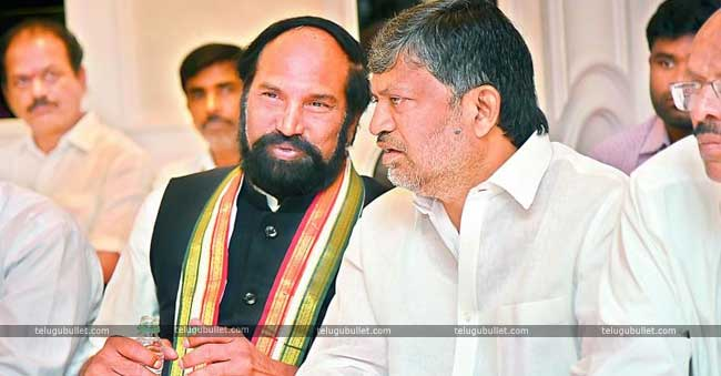 Uttam declared that KCR not only failed to deliver his schemes,