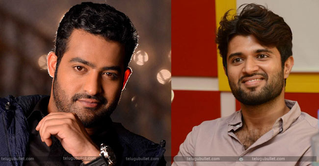 Vijay-Deveraonda-about-Jr.NTR