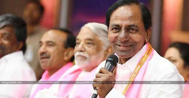 KCR used his sharp intellect to