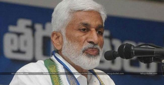 YSRCP MPS And Senior Leaders Press Conference In Delhi