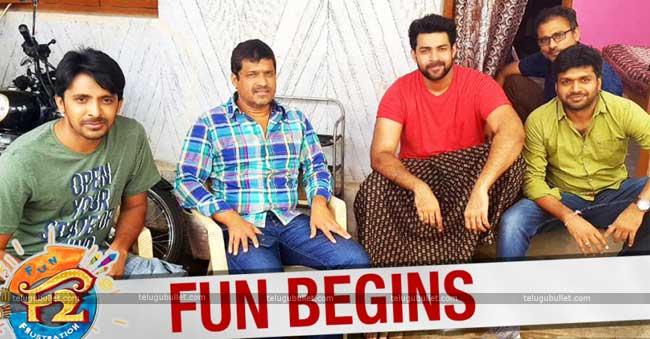 director Anil Ravipudi made his debut with Kalyan Ram
