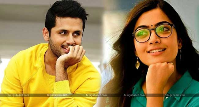Nithin Bhishma Movie Updates Telugu Bullet
