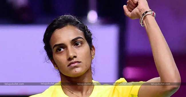 wanted to end the film until Sindhu's Olympic win