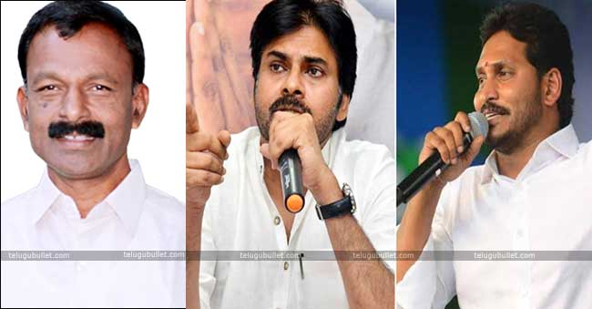 APCC Chief's Sharp Attack On YSRCP And Janasena