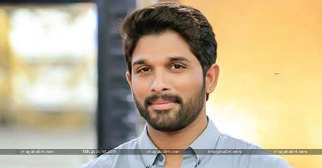 Allu Arjun still keeps His Fans waiting