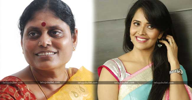Anasuya To Be Seen In The Role Of Vijayamma