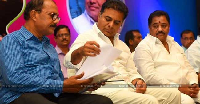 BJP is against TRS for