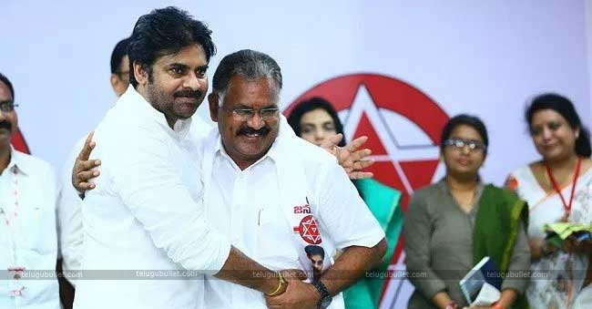 Balaraju and Pawan Kalyan