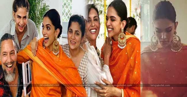 Bollywood star actress Deepika Padukone