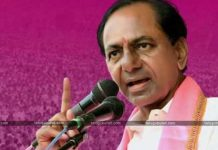 Chief Minister KCR