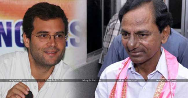 Claiming that KCR's meets with Modi