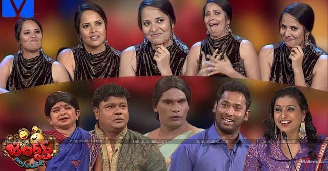 Jabardasth comedy show