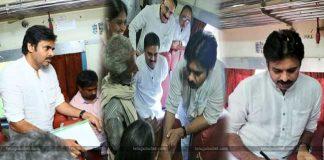 Janasenani Pawan Kalyan Started His Rail Yatra