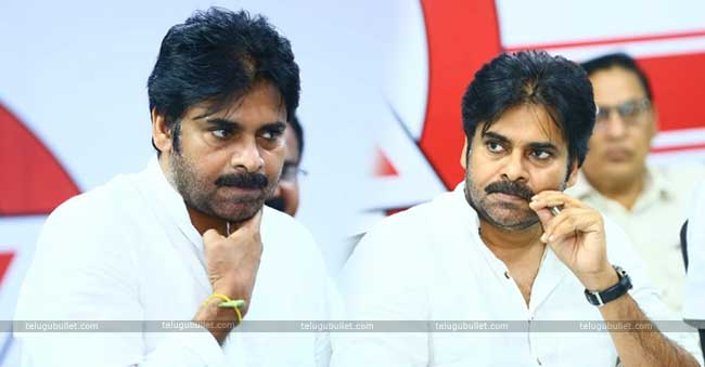 Janasenani for his odd decision