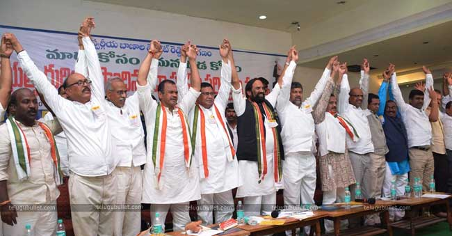 KCR to the late NTR's crisis times
