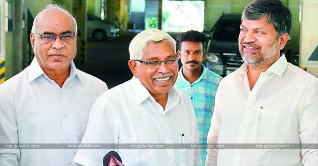 Kamalakar said that TRS government doing
