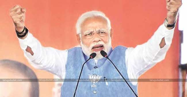 Modi To The Rescue Of Telangana BJP For Snap Polls