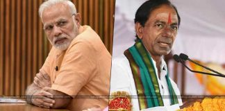 Modi's Sensational Comments On KCR
