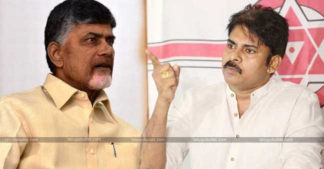 Pawan Kalyan Fires On TDP And AP-DGP For Lack Of Security