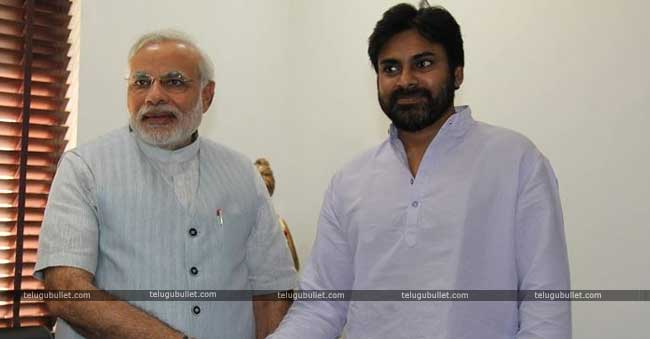 Pawan's Dual Nature On PM Modi Confusing All