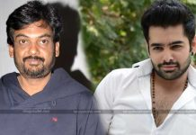 Puri Jagannadh Finalizes His Next With Hero Ram