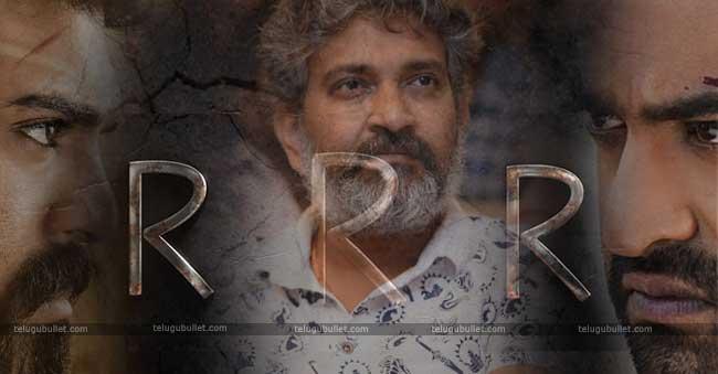 RajaMouli RRR Movie Title Fix