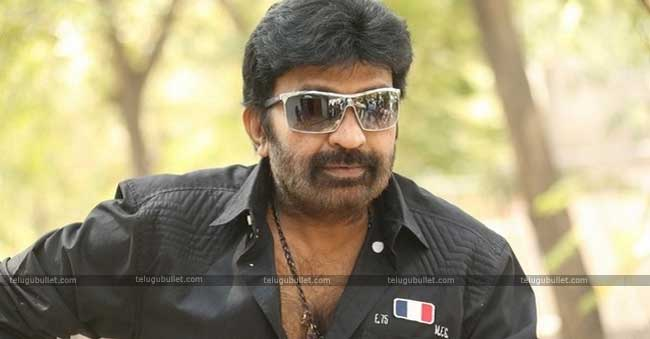 Rajasekhar Responded On His Accident