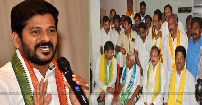 Revanth for sure is regretting leaving TDP