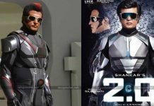 Rajini Robo 2.O Movie Grand Release Today