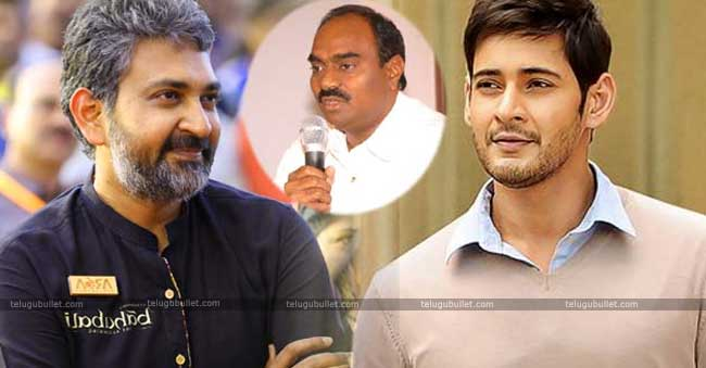 S.S Rajamouli has given a word to K.L Narayana