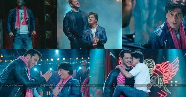 Shah Rukh Khan revealed the first look of Anushka Sharma