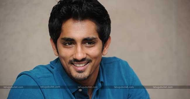 Siddharth Next Movie Is A Village Drama