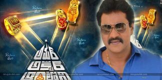 Sunil is again united with director Sreenu Vaitla