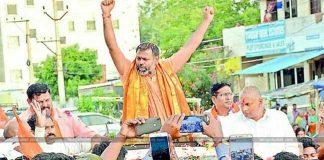 Swami Paripoornananda To Kick Start His Campaign