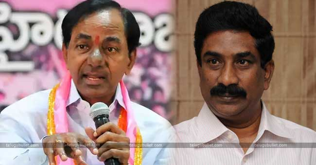 TRS Chief dissolved his Government