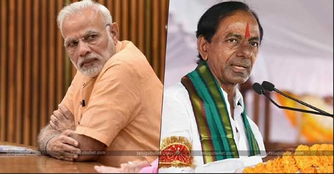 TRS and BJP