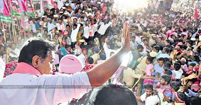 This son of caretaker CM of Telangana