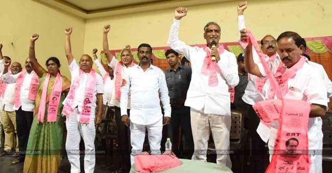 Will Harish Rao Take The Bullet For KCR In Gajwel