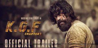 Yash KGF Official Trailer