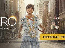 Zero Trailer - Shah Rukh Khan's Love Triangle Is Awesome