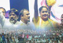 anti-TRS sentiment in Telangana