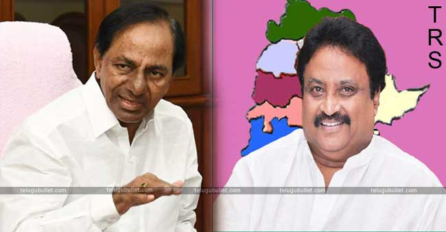 Jithender Reddy's Harsh Comments On KCR