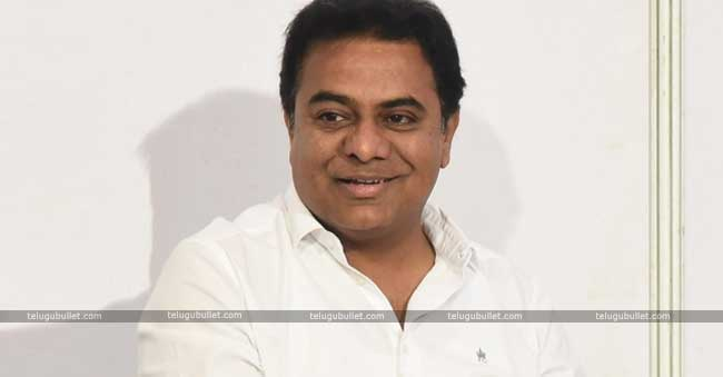 KTR Wants CBN To Stay In AP For Lok Sabha Elections