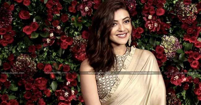 Kajal Aggarwal Is The Heroine Of Indian 2