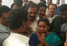 Maddelachervu Suri Wife Gangula Bhanumathi Joins YSRCP