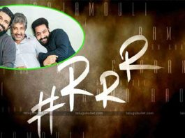 NTR and Charan with RRR
