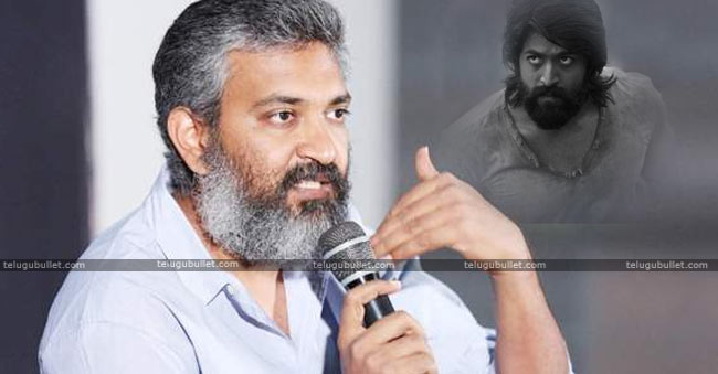 Rajamouli To Take Yash In To RRR Movie